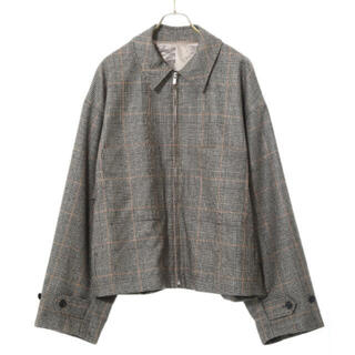 SUNSEA - stein 19AW OVER SLEEVE DRIZZLER JACKET