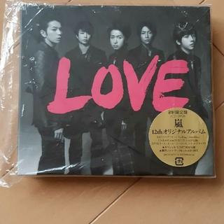 アラシ(嵐)の嵐Love12thオリジナルアルバム初回限定盤(ポップス/ロック(邦楽))
