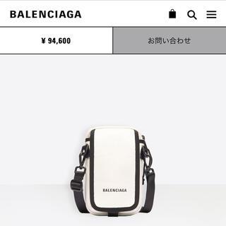 バレンシアガ(Balenciaga)のバレンシアガ EXPLORER CROSSBODY POUCH バッグ (ボディーバッグ)