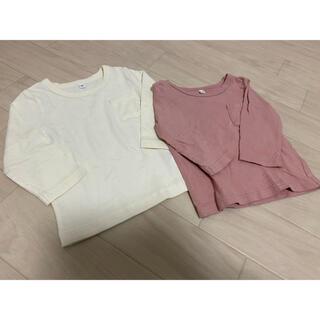 シマムラ(しまむら)のしまむら 子供服 長袖Tシャツ(Tシャツ)