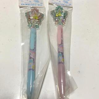 サンリオ - キキララ ステッキみたいなボールペン シャープペン 星空の宝石箱