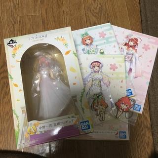 BANDAI - 五等分の花嫁  一番くじ 一花フィギュア