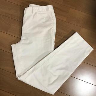 NATURAL BEAUTY BASIC - 美品!レディース NBB パンツ ホワイト XS
