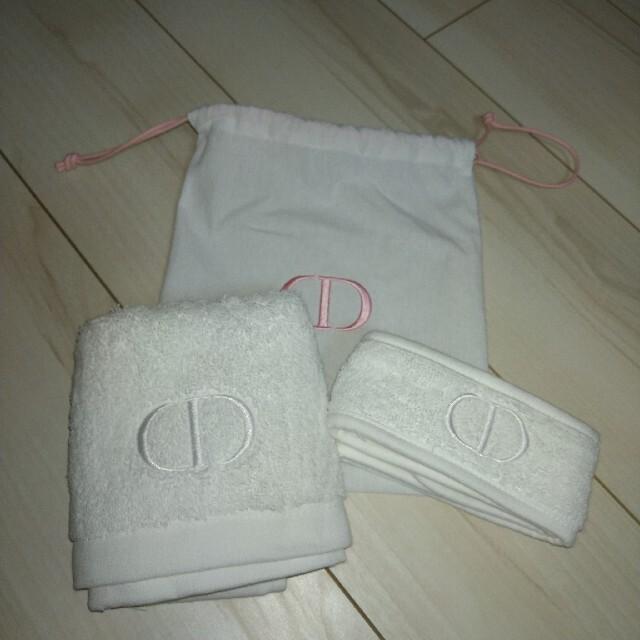 Christian Dior(クリスチャンディオール)のディオール ノベルティ エンタメ/ホビーのコレクション(ノベルティグッズ)の商品写真