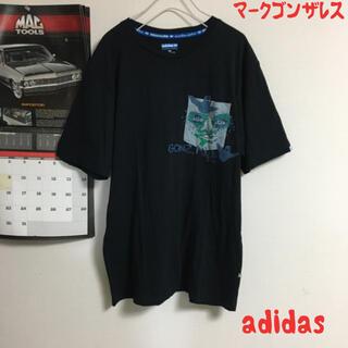 adidas - 美品 アディダス x マークゴンザレス コラボ Tシャツ ポケT