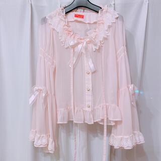 BABY,THE STARS SHINE BRIGHT - BABY ♡ 姫袖ブラウス