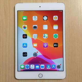 iPad - iPad mini4 simフリー Cellular 128GB バッテリー良好