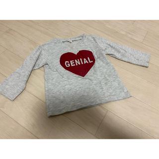 シマムラ(しまむら)のしまむら 長袖Tシャツ 80cm(Tシャツ)