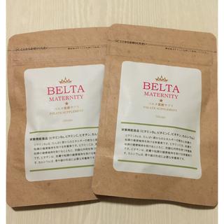 ベルタ 葉酸サプリ 120粒×2