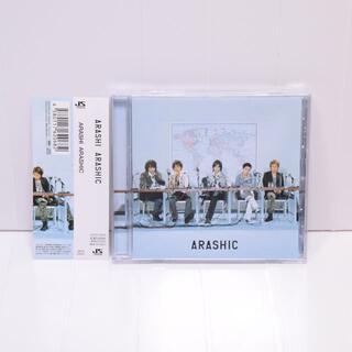 アラシ(嵐)の美品◆嵐◆ARASHIC◆通常盤◆CD(ポップス/ロック(邦楽))