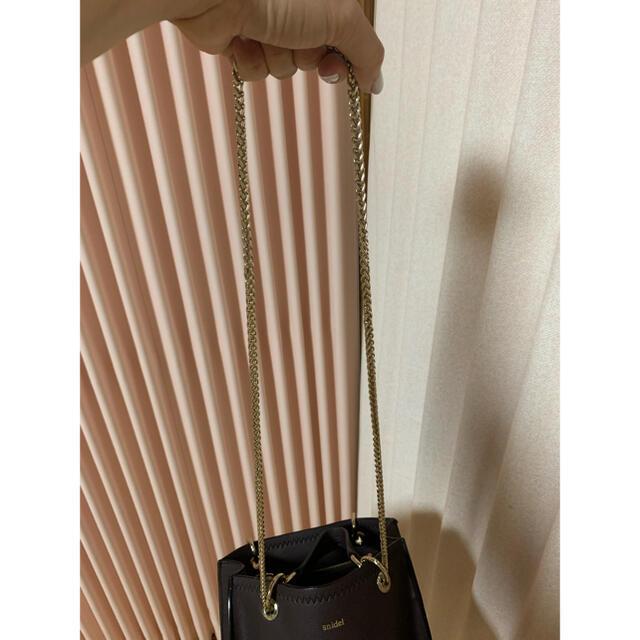 snidel(スナイデル)のsnidel スナイデル ハンドバッグ レディースのバッグ(ハンドバッグ)の商品写真