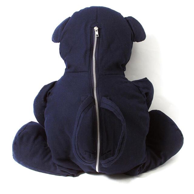 COMME des GARCONS(コムデギャルソン)の限定品 レア 希少 コムデギャルソン ベアー クマ 熊 ぬいぐるみバッグ レディースのバッグ(ハンドバッグ)の商品写真