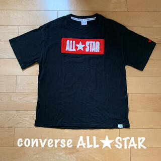CONVERSE - 『 converse☆allstar』Tシャツ