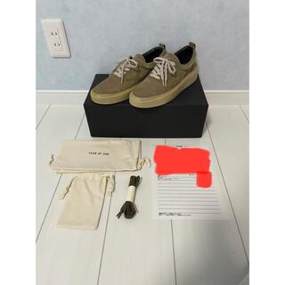 フィアオブゴッド(FEAR OF GOD)のFearofgod 101 sneaker トープ taope 41(スニーカー)