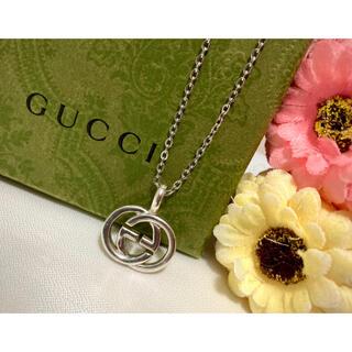 Gucci - GUCCI/グッチ インターロッキングG GGネックレス/ペンダント