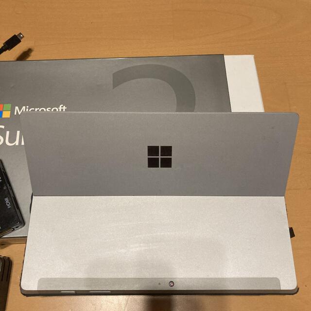 Microsoft(マイクロソフト)の【SIMフリー 良品】Microsoft Surface 3 simフリー スマホ/家電/カメラのPC/タブレット(ノートPC)の商品写真
