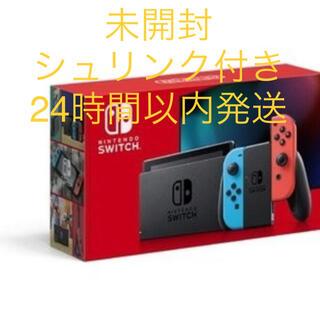 Nintendo Switch -  NINTENDO SWITCH 任天堂 スイッチ ネオン 本体