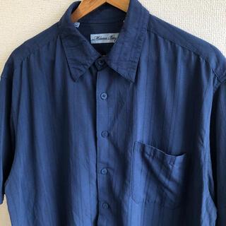 Milano Bay  半袖 シャツ ポケットあり