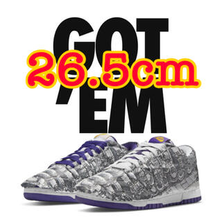 NIKE - NIKE ダンクLOW SE  Made You Look