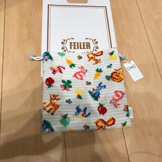 FEILER - フェイラー ティップトップフォレスト 巾着