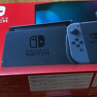 任天堂 - ⭐︎JIMIN様専用⭐︎任天堂switch本体 グレー