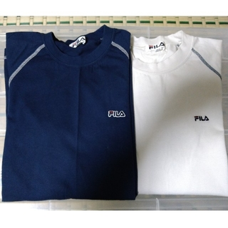 FILA - 男児長袖シャツ
