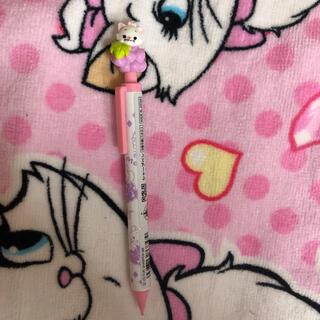 ディズニー(Disney)のマリーちゃんのシャーペン、新品(キャラクターグッズ)