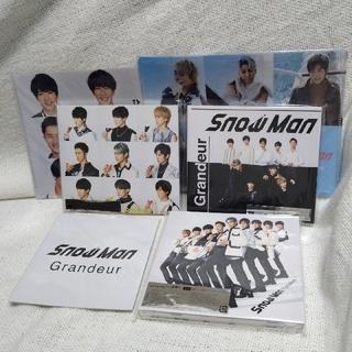 Johnny's - Snow Man  Grandeur CD