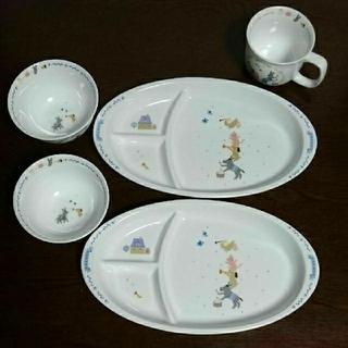 ナルミ(NARUMI)のナルミ 子供食器 ベビー食器 ブレーメン(プレート/茶碗)