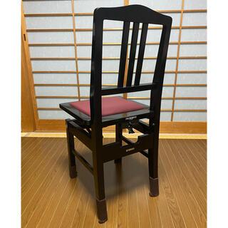 ヤマハ - ✴︎YAMAHA刻印入り 純正ピアノ椅子✴︎