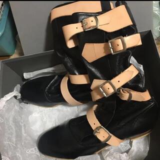 ヴィヴィアンウエストウッド(Vivienne Westwood)のVivienne Westwood パイレーツブーツ 新品未使用(ブーツ)