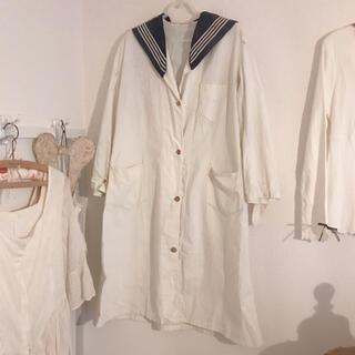 Lochie - フランスアンティーク♡セーラー カラー襟リメイクワンピース