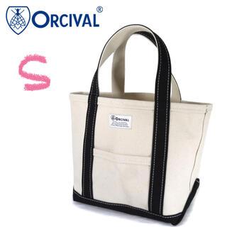 ORCIVAL - ORCIVAL オーシバル キャンバス トートバッグ ブラック