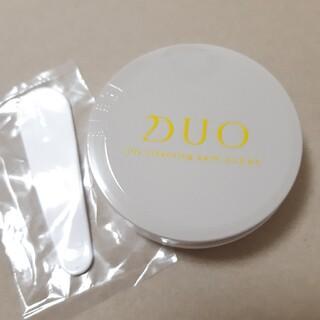 【新品未開封】DUO デュオ ザ クレンジングバームクリア 20g(クレンジング/メイク落とし)