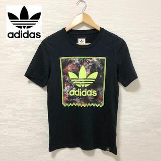 adidas - adidas アディダス Tシャツ ネオンカラー XS 個性的
