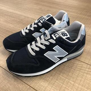 New Balance - 【新品】ニューバランス NEW BALANCE CM996BN ネイビー23cm