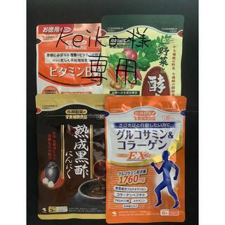 コバヤシセイヤク(小林製薬)のグルコサミン&コラーゲン(ビタミン)