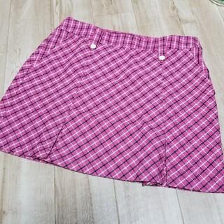 adidas - アディダス ゴルフウェア スカート インナーパンツ付 S