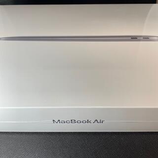 Mac (Apple) - 【美品】M1 MacBook Air メモリ16GB SSD256GB