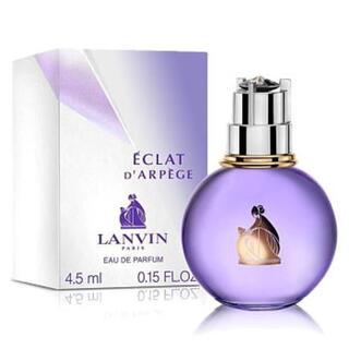 LANVIN - ランバン/【4.5ml】エクラドゥアルページュ ミニボトル EDP 香水