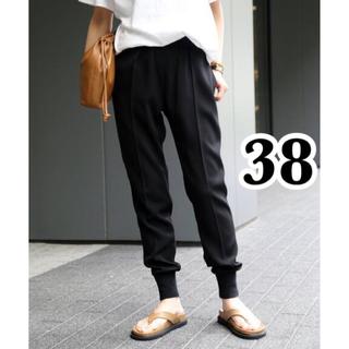 DEUXIEME CLASSE - Deuxieme Classe EDEN リブパンツ エデン 38