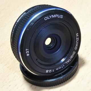 OLYMPUS - オリンパス単焦点レンズ M.ZUIKO DIGITAL 17mm F2.8
