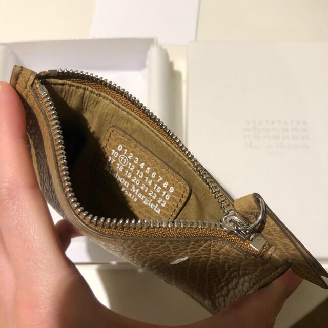 Maison Martin Margiela(マルタンマルジェラ)のmaison margiela メゾンマルジェラ カードホルダーウォレット レディースのファッション小物(財布)の商品写真