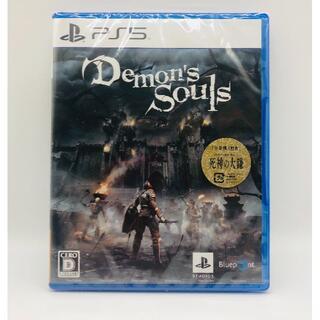 新品 未開封 Demon's Souls デモンズソウル ソニー PS5 送料込