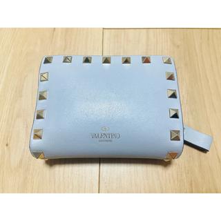 VALENTINO - VALENTINO 二つ折り財布