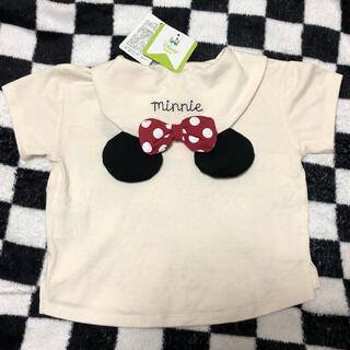 Disney - ミニーちゃんの半袖Tシャツ