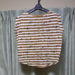 マーブル(marble)のmarble SUD の 世界遺産 ボーダー Tシャツ(Tシャツ(半袖/袖なし))