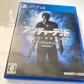 PlayStation4 - PS4★アンチャーテッド