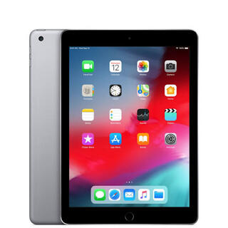 iPad - iPad 第6世代 128GB【大容量】