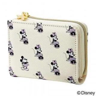 Disney - sweet2月号付録【新品】Disney ミニーちゃん♡開運ミニ財布